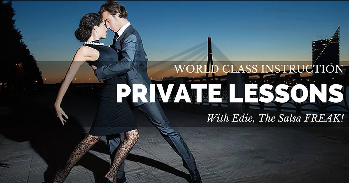 Private Salsa Lessons in Denver