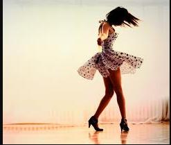 Learn to Salsa dance with Edie, The Salsa FREAK!!